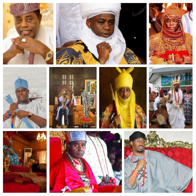 The Richest Kings in Nigeria 2020
