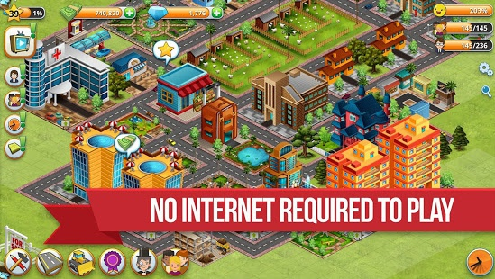أفضل 4 ألعاب مجانية لبناء المدن للأندرويد يمكنك لعبها بدون انترنت -  المحترف: شروحات برامج مكتوبة ومصورة بالفيديو | Almohtarif