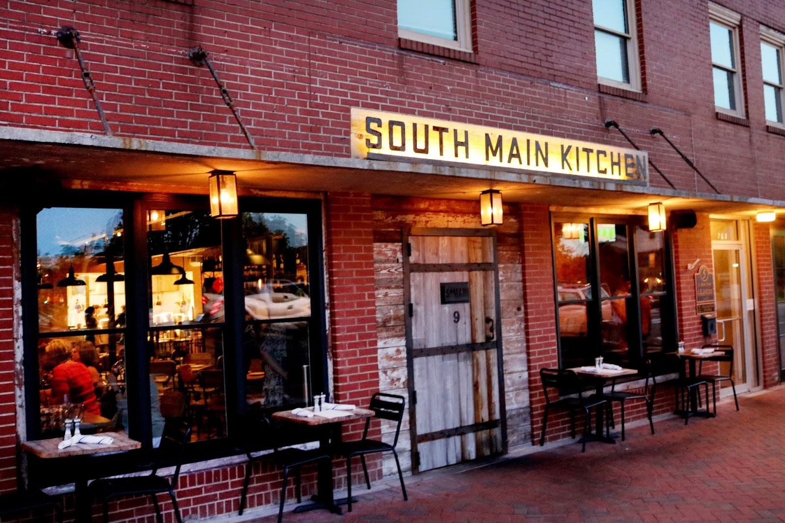 Local Eats: South Main Kitchen, Alpharetta - Chanel Moving Forward