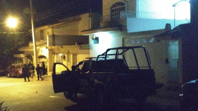 Así llego El Comando de Los Chapitos a reventar la casa y sacar a El Chino Ántrax en Culiacán