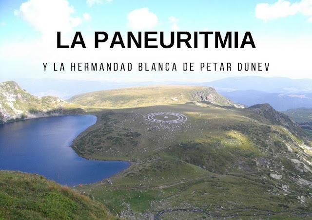 Paneuritmia lagos de Rila Bulgaria