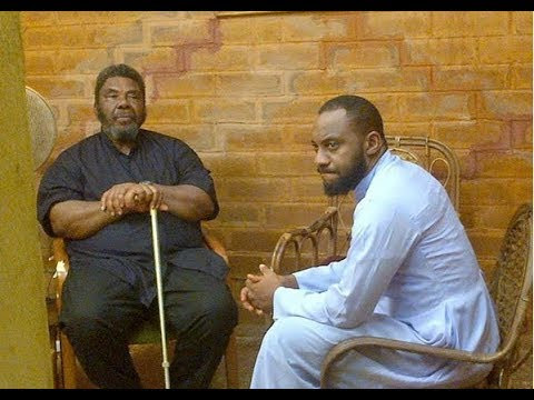 Actor Yul Edochie who joined the social media conversation ignited by a video of a father beating his son for failing in school in spite of spending $21,000 on him, recalled how his father and Nollywood veteran actor, Pete Edochie dealt with him after telling him he wanted to drop out of school.