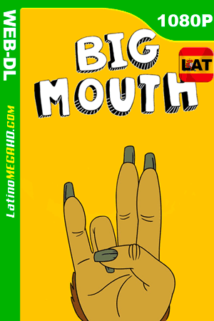 Big Mouth (Serie de TV) Temporada 3 (2019) Latino HD WEB-DL 1080P - 2019