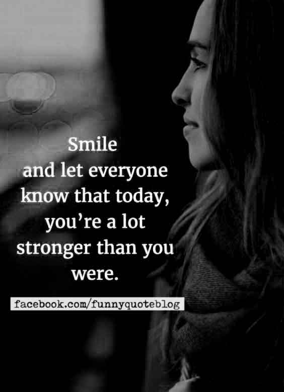 inspirational quotes smile