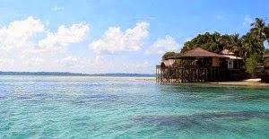 Pulau Derawan Surganya Dunia