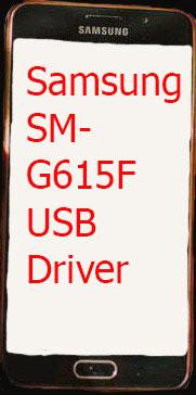 Samsung SM-G615F USB Driver