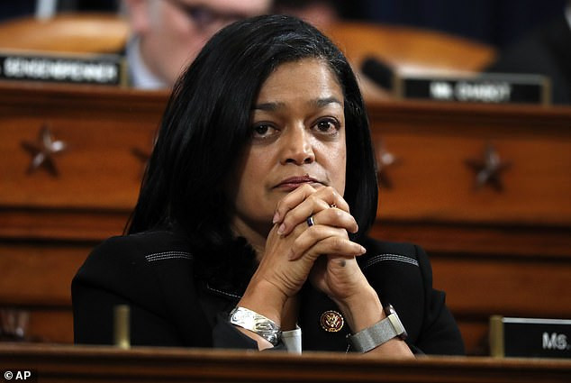 Rep. Pramila Jayapal tests positive for Coronavirus after refusing to wear masks during U.S. Capitol riot