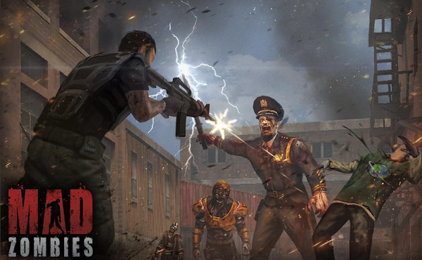Mad Zombies MOD APK 5.23.0 (Unlimited Money)