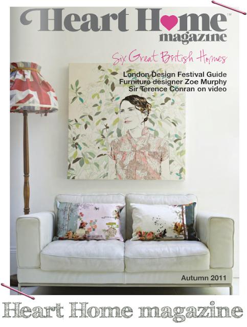 Heart Home magazine . Blog Achados de Decoração