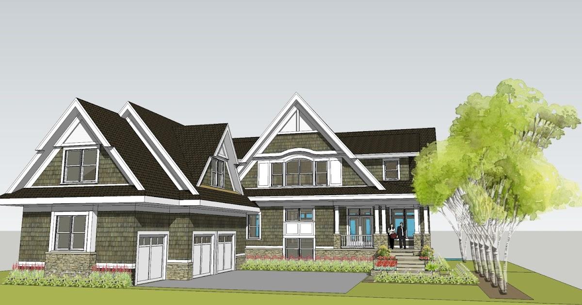 simply elegant home designs blog shingle style lake home. Black Bedroom Furniture Sets. Home Design Ideas