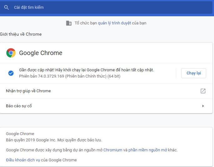 Tải Google Chrome (Offline) tiếng Việt mới nhất cho laptop, máy tính 4