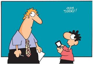 Classroom jokes
