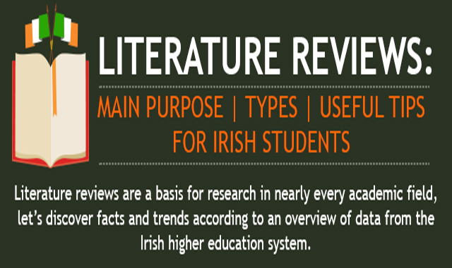 How to write an Irish literature review