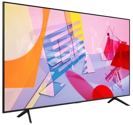 Samsung QE43Q60TAUXXH: Smart TV QLED 4K de 43'' con Tizen y sonido Dolby Digital Plus