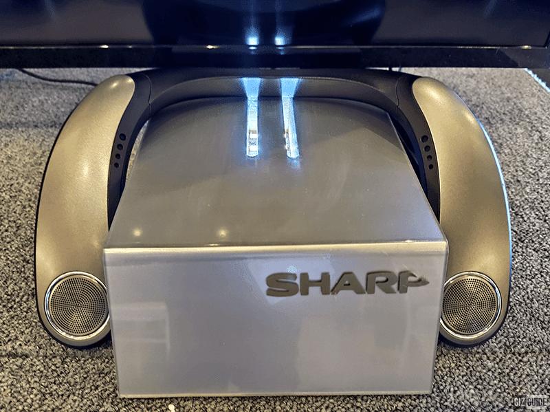 Sharp's AQUOS Sound Partner