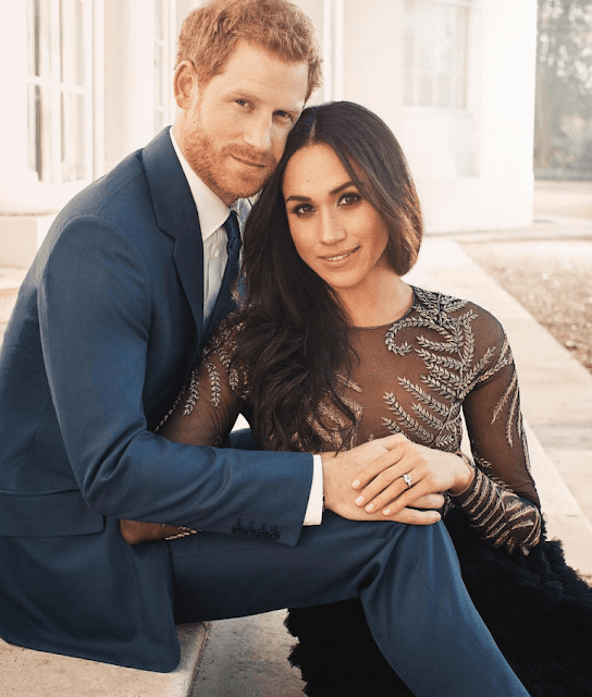 Meghan Markle and Prince Harry  Before Wedding