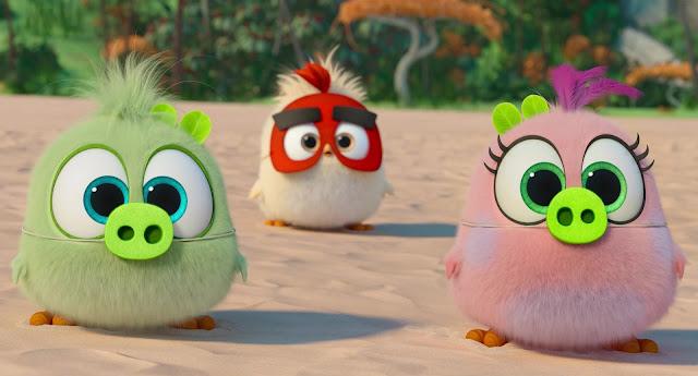 Angry Birds 2: La Película (2019)