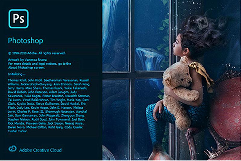 Adobe Photoshop CC 2020 v21