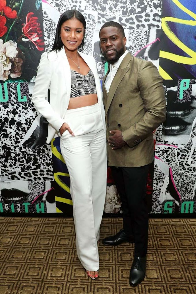 Kevin Hart's Wife Eniko Breaks Her Silence After His Car Accident