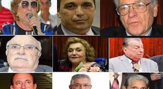 2020 parou o mundo por pandemia e já levou dez políticos paraibanos