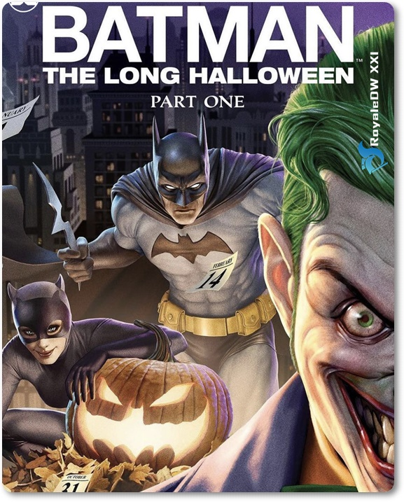 THE LONG HALLOWEEN, PART ONE (2021)