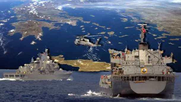 Ελλάδα και Τουρκία: Δόγμα και Στρατηγική αποτροπής;