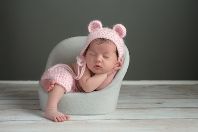 baby sleeping images