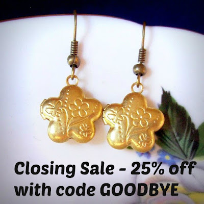 image two cheeky monkeys jewellery store madeit closing down sale 25% off coupon code goodbye