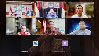 Menteri Suharso Terima Audiensi DEN, Bahas Energi Terbarukan
