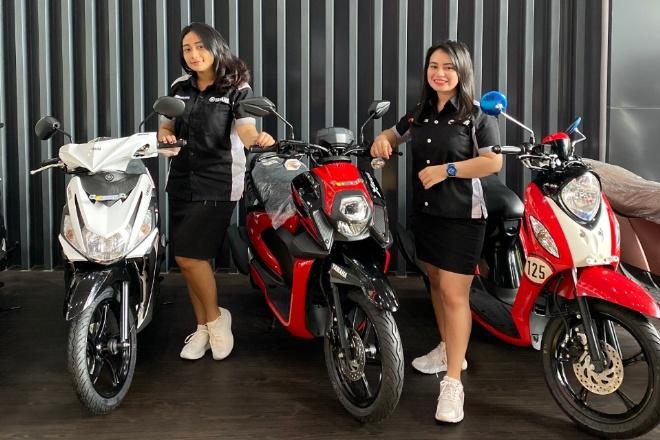 Bonus Melimpah, Promo Awal Tahun Yamaha untuk Konsumen Setia Yamaha di Area Sulselbar