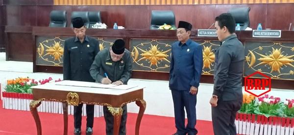 Ini Dia Tiga Nama Legislator Bakal Mengisi Posisi Unsur Pimpinan DPRD Mura