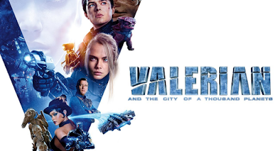 """Daftar Kumpulan Lagu Soundtrack Film Valerian and the City of a Thousand Planets (2017)"""