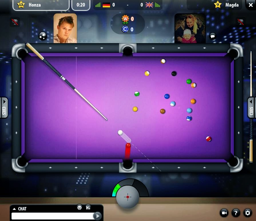 Pool Live Tour Ultimate Cheats - Cheat Engine
