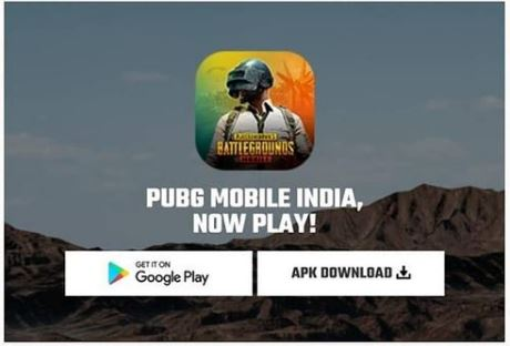 PUBG Mobile India APK download link spotted on official website
