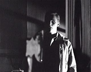 Brandon De Wilde as Tim in Pigeons from Hell, US Thriller TV episode, 1961