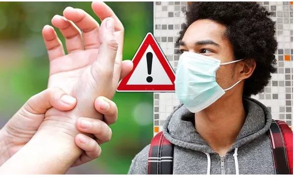 Coronavirus warning - the tingling pain in your hands that you should never ignore