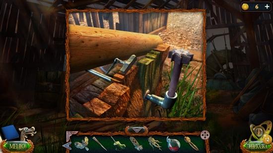 включаем процесс изготовления досок в игре затерянные земли 4 скиталец