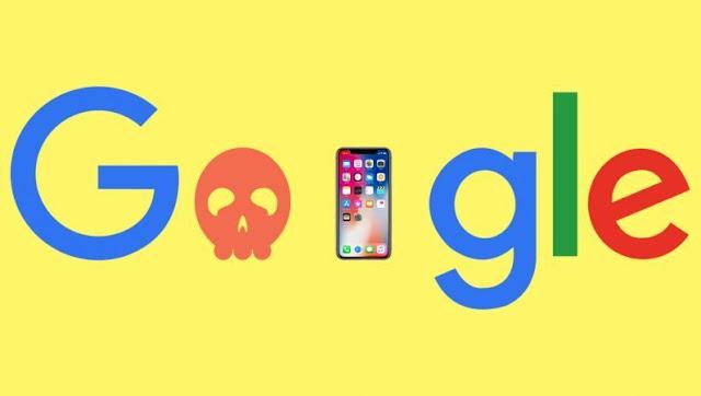 جوجل تكتشف عدة ثغرات أمنية في آيفون