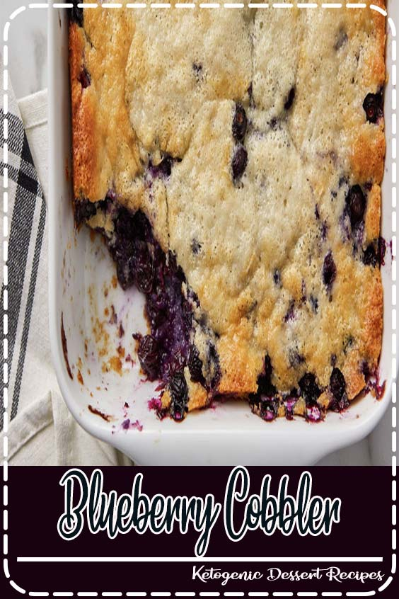 s sweetest gifts is a bounty of fresh fruit Blueberry Cobbler