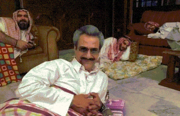 الوليد بن طلال والتحقيق فى قضايا الفساد