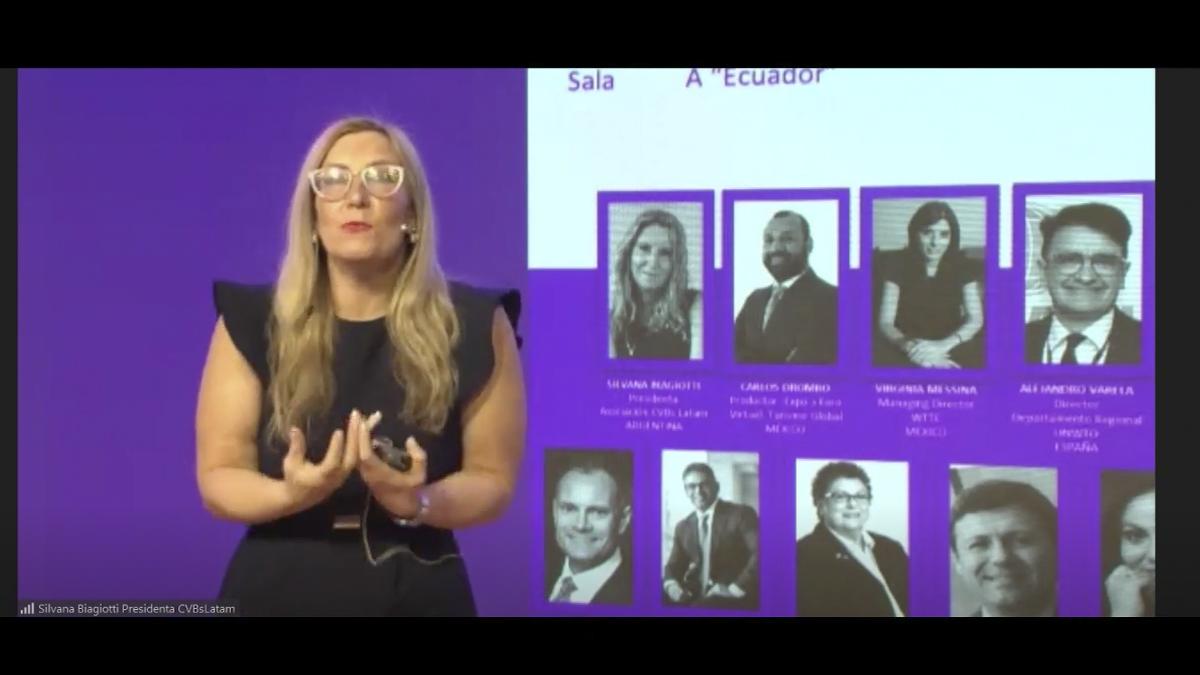 EXPO FORO VIRTUAL TURISMO GLOBAL LÍDERES SECTOR 02