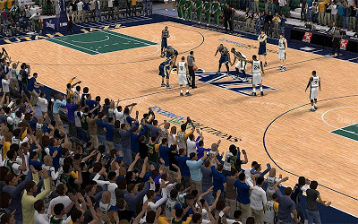NBA 2K13 Utah Jazz Crowd Fix