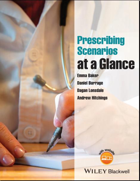 Prescribing Scenarios at a Glance - Baker, Emma, Burrage, Daniel