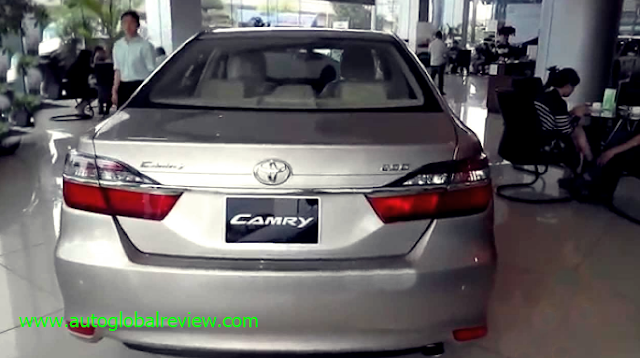 Toyota Camry 2.5 G Australia