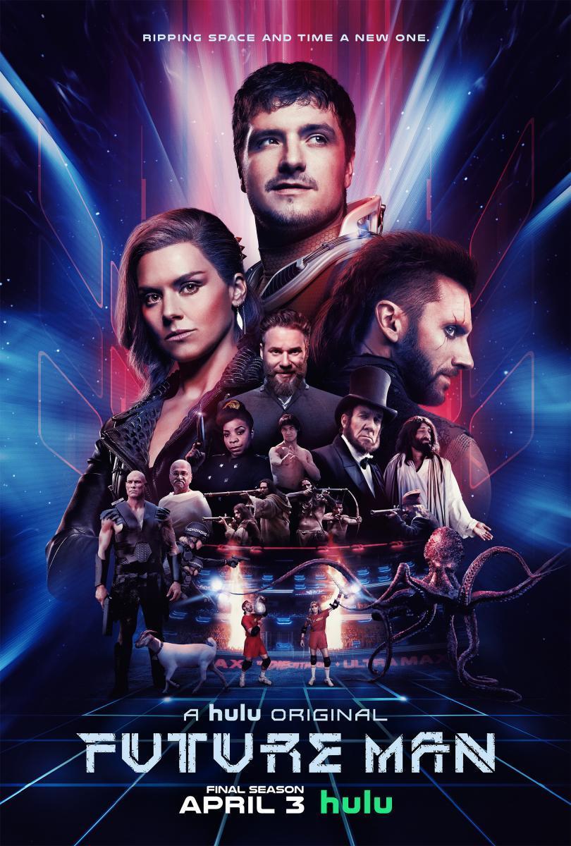 Future Man Temporada 3 Ingles Subtitulado 720p