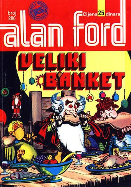 Veliki banket - Alan Ford