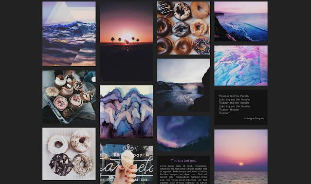 Szablony Tumblr