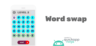 GX GOSSIP: Word swap Android game 2020, best word game to play in other to enhance your brain