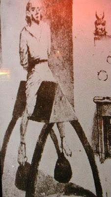 o burro espanhol, tortura, blog mortalha