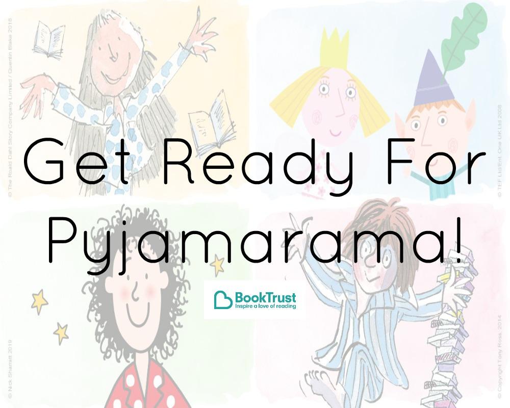 {AD} Get Ready For Pyjamarama!